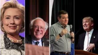 Election 2016: A Look at who is Funding Clinton, Sanders, Cruz, and Trump
