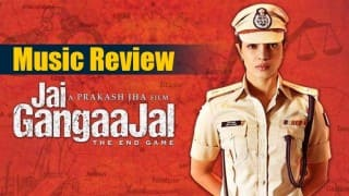 Jai Gangaajal music review: Soundtrack of this Priyanka Chopra starrer is a mixed bag with a couple of good tracks co-existing with some average ones