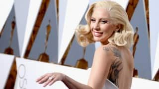 Lady Gaga, Oscar sexual abuse survivors ink solidarity with matching tattoos