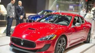 Maserati to recall nearly 21,000 cars in China