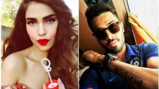Hardik Pandya dating Lisha Sharma! Hot model confirms relationship with the star of India vs Bangladesh ICC World T20 2016 match?