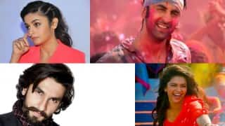 Holi 2016: Ranveer Singh, Deepika Padukone & Kareena Kapoor - Top 9 celebs who won't play Holi this year