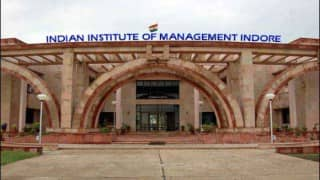 Jharkhand Government sign MoU with IIM-A for setting up innovation lab