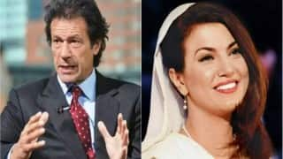 India vs Pakistan T20 World Cup match reunites Imran Khan and his former wife Reham