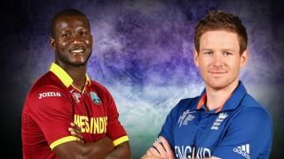 टी-20 विश्व कप: यहाँ लाइव देखे इंग्लैंड और वेस्टइंडीज़ का मुकाबला