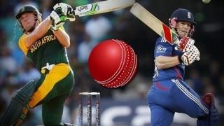 टी-20 विश्व कप: यहाँ लाइव देखे इंग्लैंड और दक्षिण अफ्रिका का मुकाबला