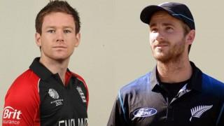 टी-20 विश्व कप : इंग्लैंड के साथ मुकाबले में न्यूजीलैंड का पलड़ा भारी