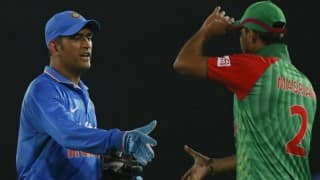 MS Dhoni: India on track for ICC World T20 2016