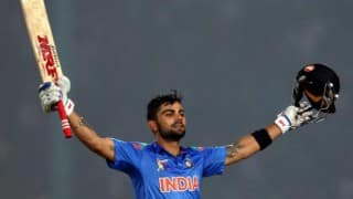 Virat Kohli zooms to top in ICC T20 rankings, India also No.1