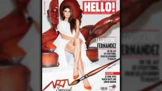 Is Jacqueline Fernandez the sexiest cover girl? Look at her Hello magazine cover for March 2016!