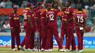 टी-20 विश्व कप: वेस्टइंडीज की लगातार दूसरी जीत
