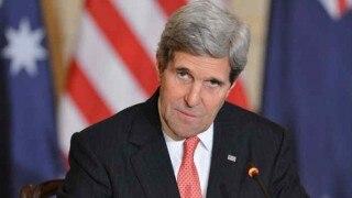 John Kerry hopes for progress on Syria, Ukraine in Moscow talks