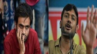 कन्हैया कुमार और उमर खालिद को मिली दुर्गा पूजा से पहले जान मारने की धमकी
