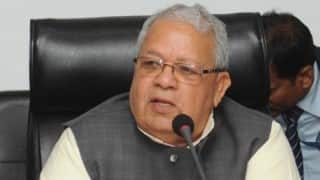Kalraj Mishra says Vishwa Hindu Parishad leader Arun Mahaur's murder tragic, advises caution to MPs