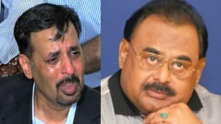 Mustafa Kamal blames Altaf Hussain for deception within Muttahida Qaumi Movement