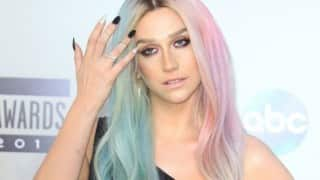 Kesha blasts body shamers with bikini moment