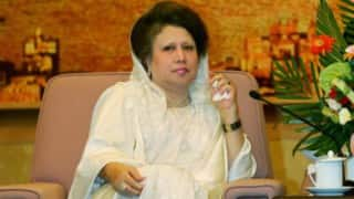 Sedition case: Khaleda Zia to appear before court on April 10