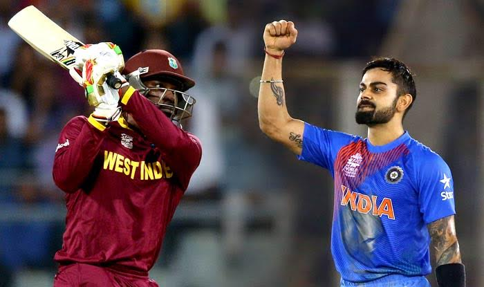 आईसीसी टी20 विश्वकप: सेमीफाइनल में आज आमने-सामने होंगे भारत-वेस्टइंडीज