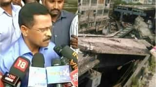 Kolkata bridge collapse: Construction company IVRCL defends flyover breakdown, explains 'Act of God' comment