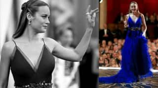 Oscar 2016: Brie Larson supports sexual assault victims