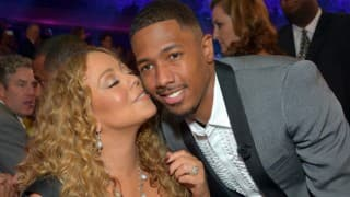 Nick Cannon denies his new song slams former wife Mariah Carey
