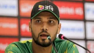 'Gave my Life To The Game':  Mashrafe Mortaza hurt by lack of respect from Bangladesh Board