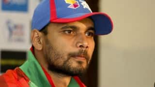 No Personal Goal, Extra Pressure in Last World Cup, Says Mashrafe Mortaza