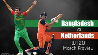 ICC T20 World Cup 2016, Bangladesh vs Netherlands Match Preview: BAN open their WT20 campaign against NED
