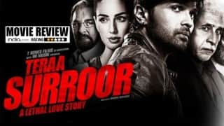 Teraa Surroor movie review: Strictly meant for Himesh Reshammiya fans!!