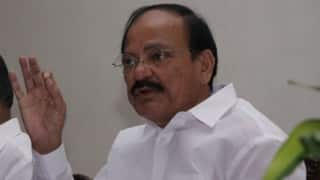 Venkaiah Naidu to be NDA's Vice Presidential Candidate? BJP Parliamentary Board to Decide Today
