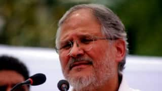 Would engage in dialogue with those raising anti-national slogans: Najeeb Jung