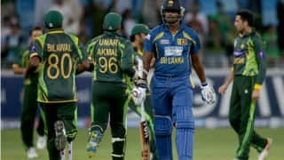 Asia Cup 2016: Pakistan beat Sri Lanka by 6 wickets