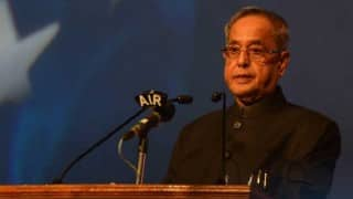 AMU executive council: HRD ministry recommends Rajat Sharma for council; Pranab Mukherjee returns file