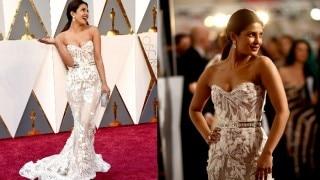 Wanted it to be very classic: Priyanka Chopra on Oscar gown