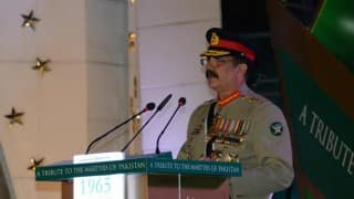 Pakistan Army Chief Raheel Sharif reiterates support for Afghanistan reconciliation process