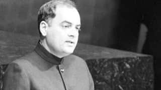 Centre examining Tamil Nadu governement letter on remittance of Rajiv Gandhi killers