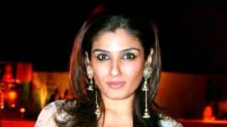 Dream to open school for kids: Raveena Tandon