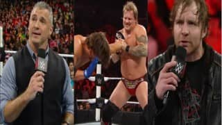 WWE Raw Results and Review for March 7: Shane McMahon kicks off show; Chris Jericho turns heel; Dean Ambrose steals spotlight!