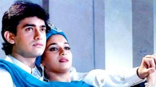 किस्सा: Aamir के पास  Madhuri Dixit दिखाने गई हाथ तो एक्टर ने थूक दिया, Juhi के साथ भी कर चुके हैं ऐसा