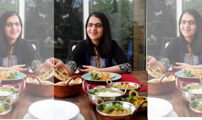 Food blogger richa hingle on creating vegan recipes for the indian food blogger richa hingle on creating vegan recipes for the indian american audience forumfinder Image collections