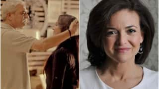 Facebook COO Sheryl Sandberg shares Indian Ariel ad, finds it 'most powerful video'