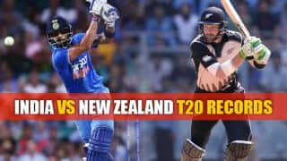 India vs New Zealand, ICC T20 World Cup 2016: A look at match facts & records between IND & NZ