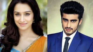 Arjun Kapoor and Shraddha Kapoor's Half Girlfriend to release on April 28, 2017