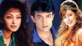 Do you remember the commercial in which Aamir Khan was featured with Aishwarya Rai and Mahima Chaudhry?