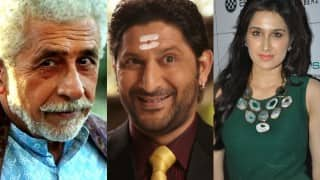 Sagarika Ghatge found working with Naseeruddin Shah & Arshad Warsi amazing
