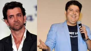 Did Hrithik Roshan give his nod for Sajid Khan's next?