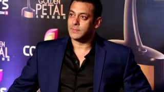 Salman Khan angry with Colors for not inviting him to perform at Golden Petal Awards 2016