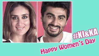 Kareena Kapoor Khan & Arjun Kapoor mark Women's Day celebration with this powerful video on gender labeling!