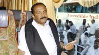 Vaico to face defamation suit for accusing DMK of offering Rs 500 crore to Vijayakanth