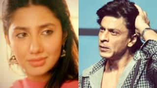 Raees: Is Shah Rukh Khan upset with Mahira Khan?
